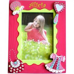 cadre-photo personnalisé Petite fille