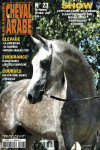 Cahiers du Cheval Arabe Numero 23